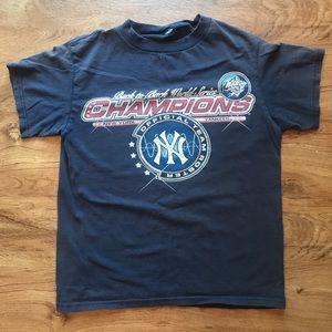 Vintage New York Yankees Champion Tee Shirt